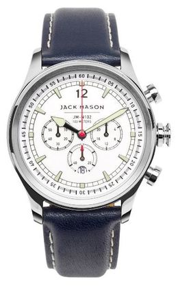 Jack Mason Nautical Chronograph Watch JM-N102-017 image 1