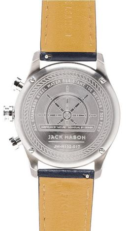 Jack Mason Nautical Chronograph Watch JM-N102-017 image 3
