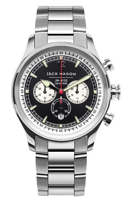 Jack Mason Nautical Chronograph Watch JM-N102-033 image 2