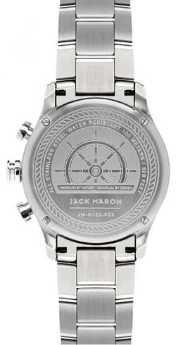 Jack Mason Nautical Chronograph Watch JM-N102-033 image 3