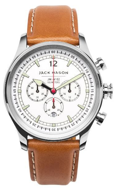 Jack Mason Nautical Chronograph Watch JM-N102-018 image 2