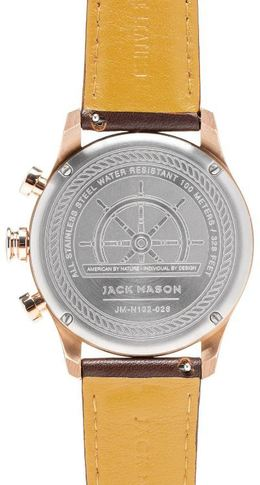 Jack Mason Nautical Chronograph Watch JM-N102-026 image 2
